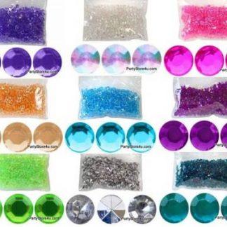 Diamonte crystals
