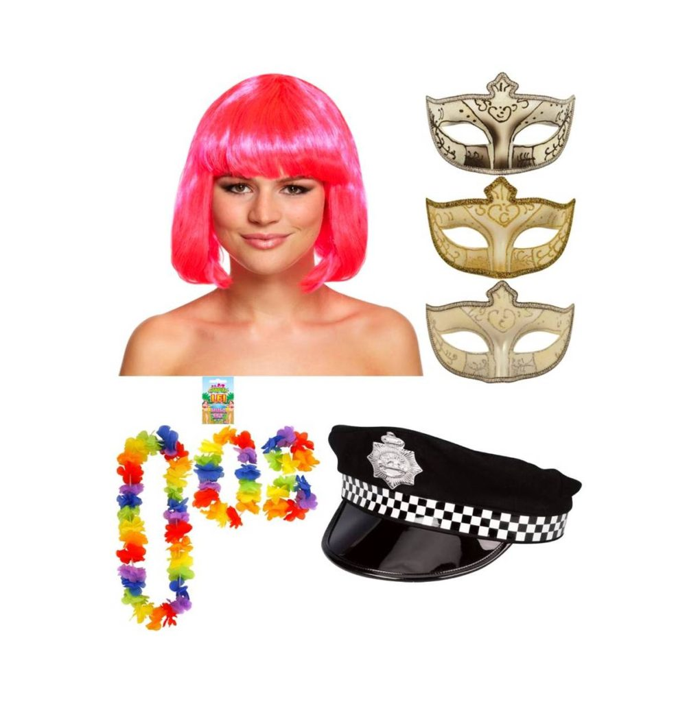 Adult party themes